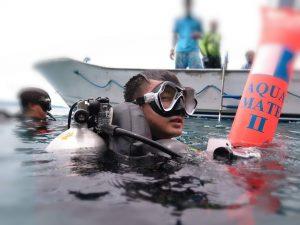 水肺潛水是什麼