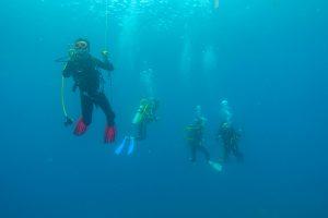 菲律賓潛水訓練