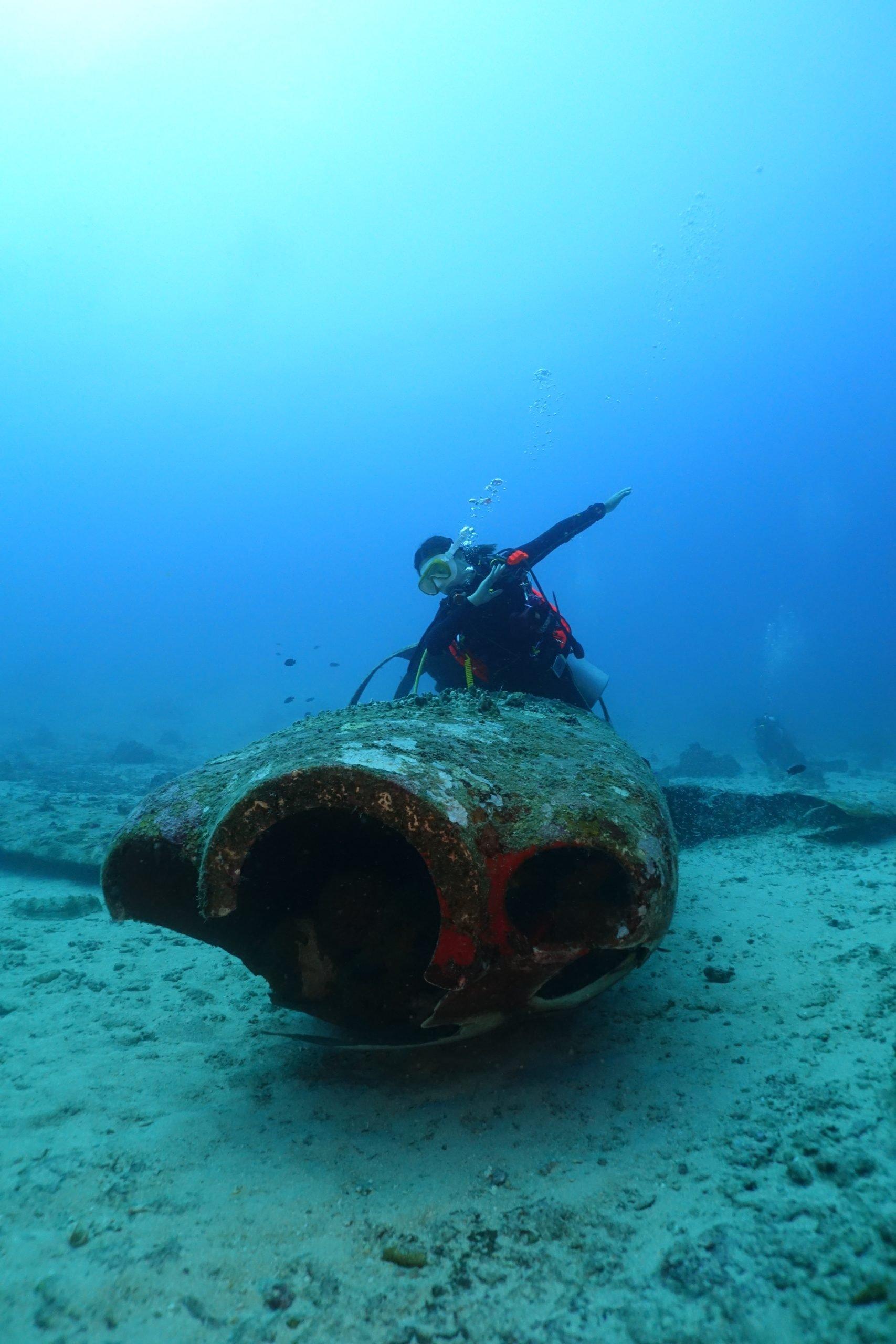 詩巴丹潛水課程