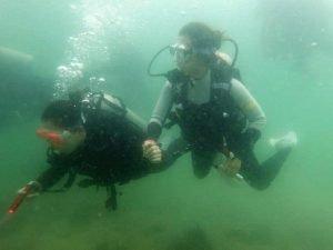 香港潛水AOW課程
